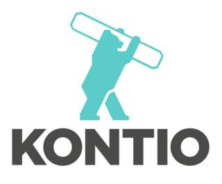 Logo Kontio constructeur maison bois