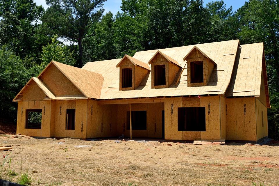 Construction Maison à ossature bois - Maison Bois'art