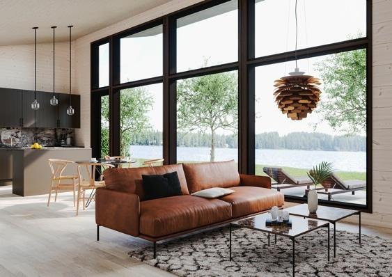 maison bois écologique salon bien-être - Maison Bois'art