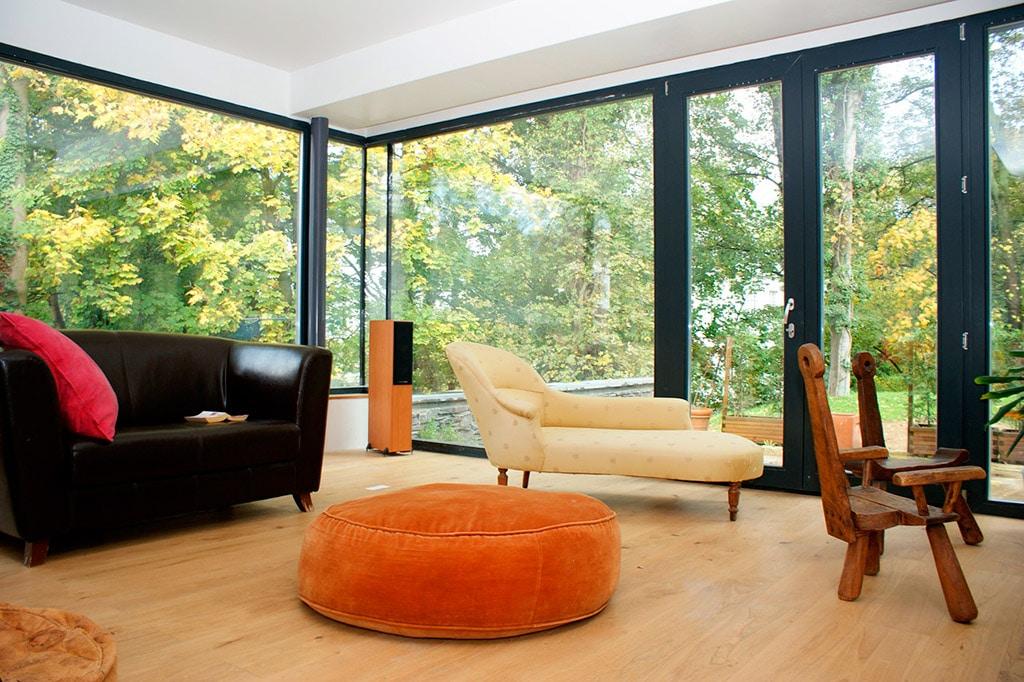 Salon maison de bois en Loire Atlantique - Maison Bois'art