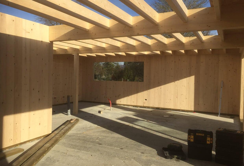 partenaire des constructeurs de maison en bois